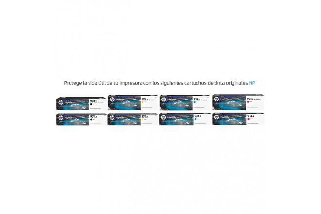 Multifuncional HP PageWide Pro477dw SH