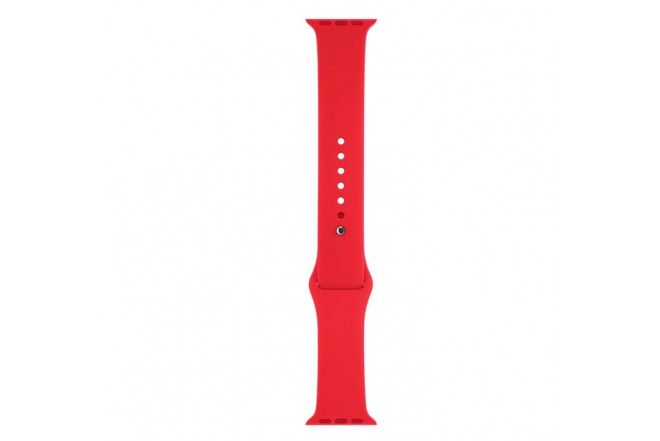 Correa Apple Watch 42m Red Sport