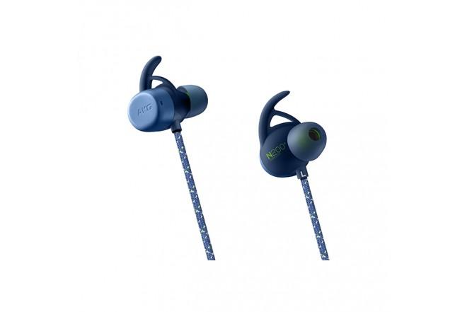 Audífonos AKG Inalambrico InEar N200 Azul 4