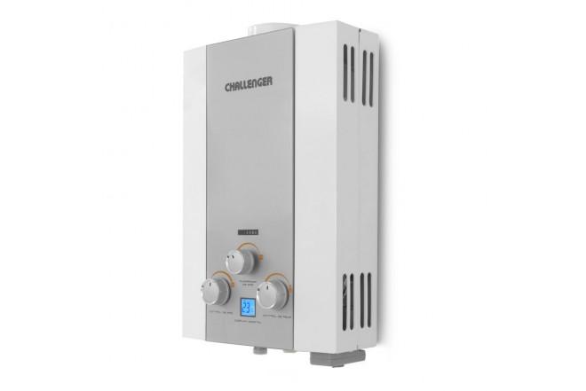 Calentador de Paso CHALLENGER 16LT WHG7216 GN TN Gris2
