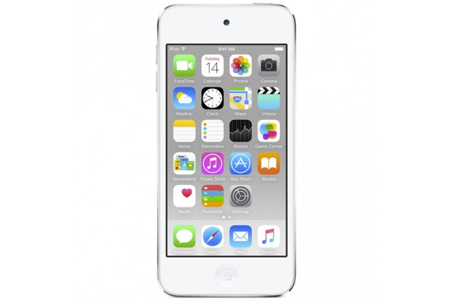iPod Touch 32GB Silver 6ta Generación