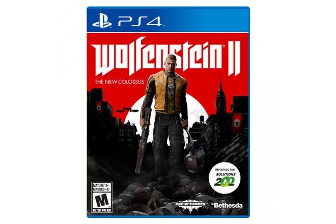 Videojuego Wolfenstein II The New Colossus