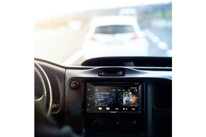 Radio Auto SONY XAV-W651BT