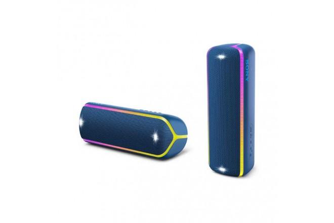 Parlante portátil SONY EXTRA BASS™ XB32 Azul_005