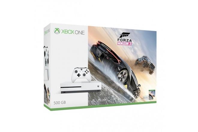 Consola XBOX ONE S 500GB + Forza Horizon 3 + 3 Meses XBOX Live-2
