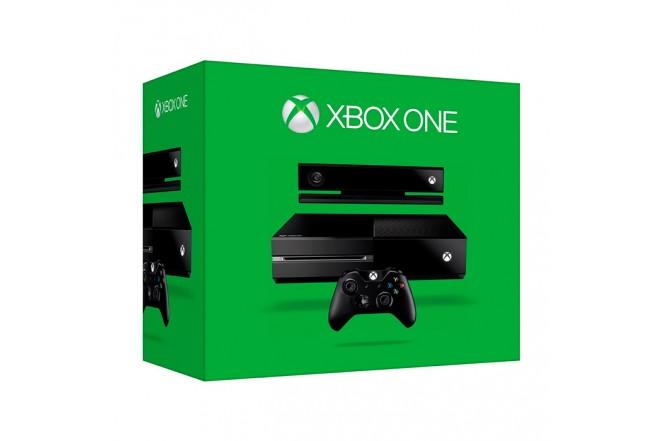 Consola Xbox One + Sensor Kinect