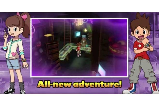 Videojuego 3DS Yokai Watch 2 Fleshy Souls