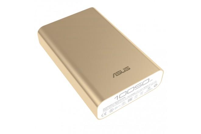 Bateria Recargable ASUS 10.000mAh Dorado