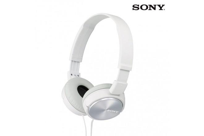 Audífono SONY ZX310 Alambrico Blanco