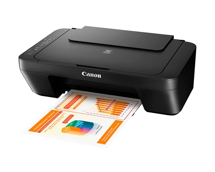 Multifuncional Canon Mg 2510 Ktronix Tienda Online