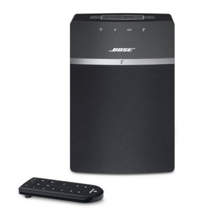 parlante bose soundtouch 10 negro ktronix tienda online. Black Bedroom Furniture Sets. Home Design Ideas