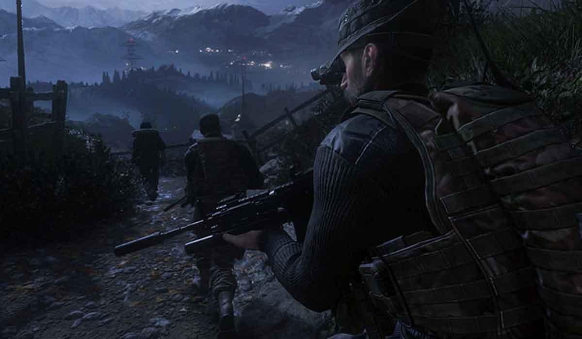 Videojuego XBOX ONE Call Of Duty Modern Warfare Remastered ...