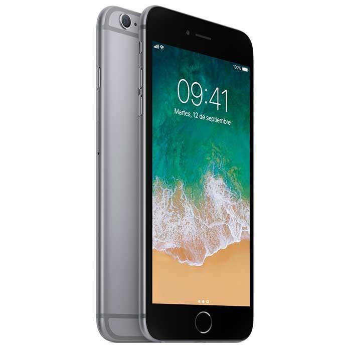 cae5cb8160a iPhone 6s Plus 32GB 4G Gris Ktronix Tienda Online