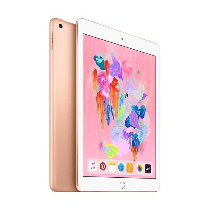 iPad Wi-Fi 32GB Oro 6ta Generación Ktronix Tienda Online