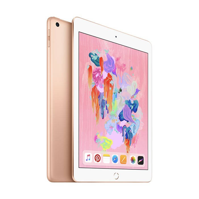 iPad WiFi 128GB Oro 6ta Generación