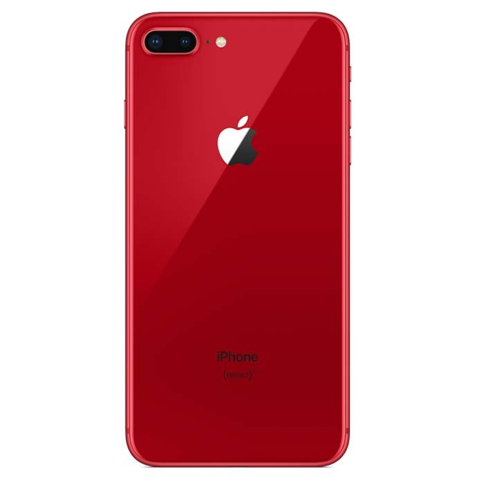 IPhone 8 Plus (PRODUCT) RED™ Edición Especial 64GB Rojo 4G