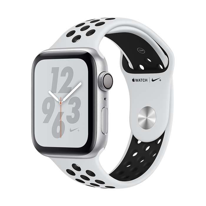 583931de2ef2 Reloj APPLE WATCH Nike S4 GPS 44MM Plateado- Negro Ktronix Tienda Online