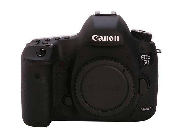 C mara canon profesional eos 5d mark iii cuerpo lt ktronix for Canon 5d especificaciones