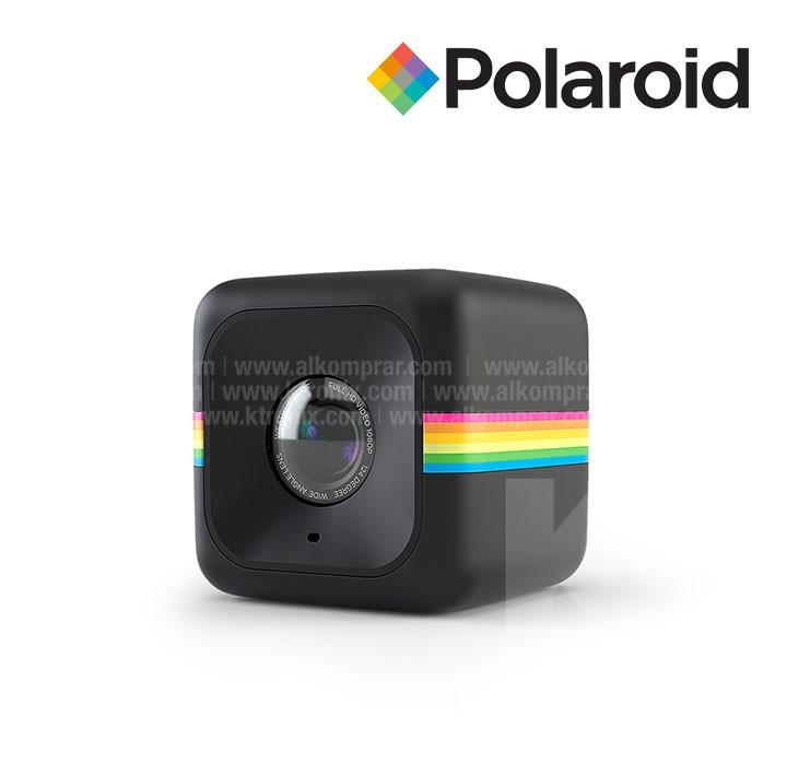 2a959b3076 Cámara de acción POLAROID Cube Negra Ktronix Tienda Online