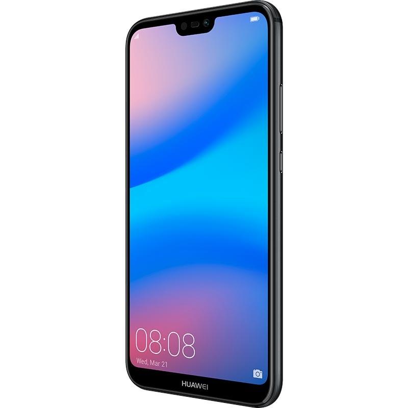 a6f5d52e19254 Celular Libre HUAWEI P20 Lite Negro DS 4G Ktronix Tienda Online