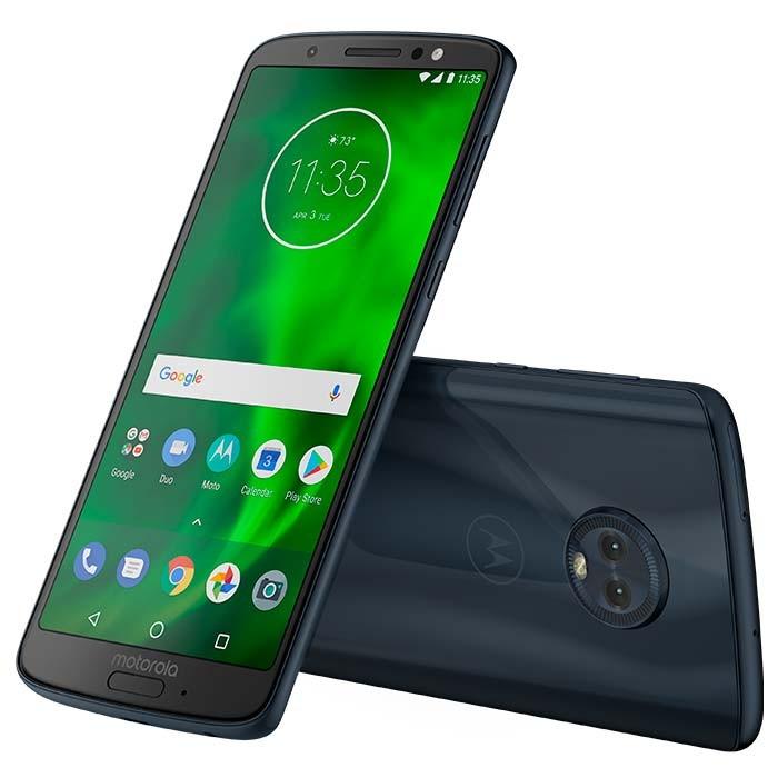 0dbf38aa7 Nuevo Motorola MOTO G6 Plus Azul Indigo DS 4G en Ktronix Tienda Online