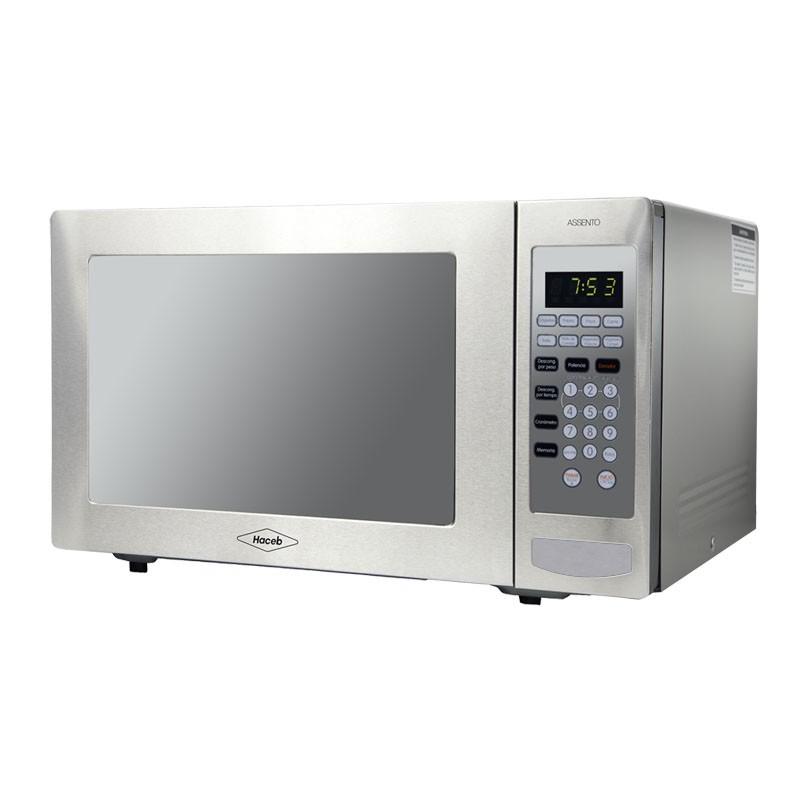 Horno microondas haceb 1 1 99822 d inoxidable ktronix - Hornos de sobremesa media markt ...