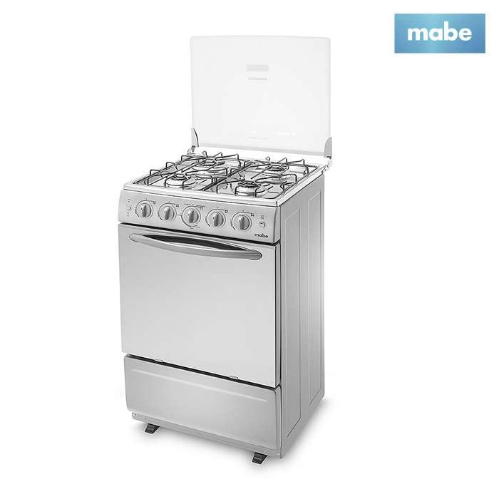 Estufa mabe 20 horno grill emc20ggxn 4 ktronix tienda online - Estufa con horno ...