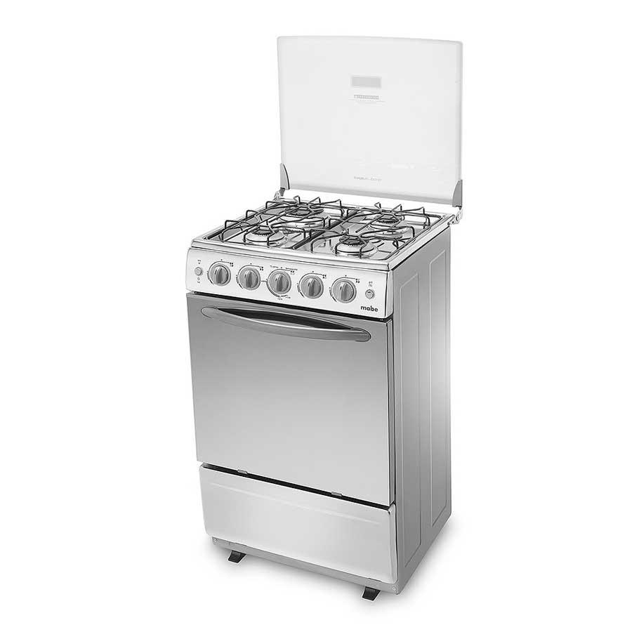 Estufa mabe 20 horno grill tx1g 4con ktronix tienda online for Estufa con horno precio
