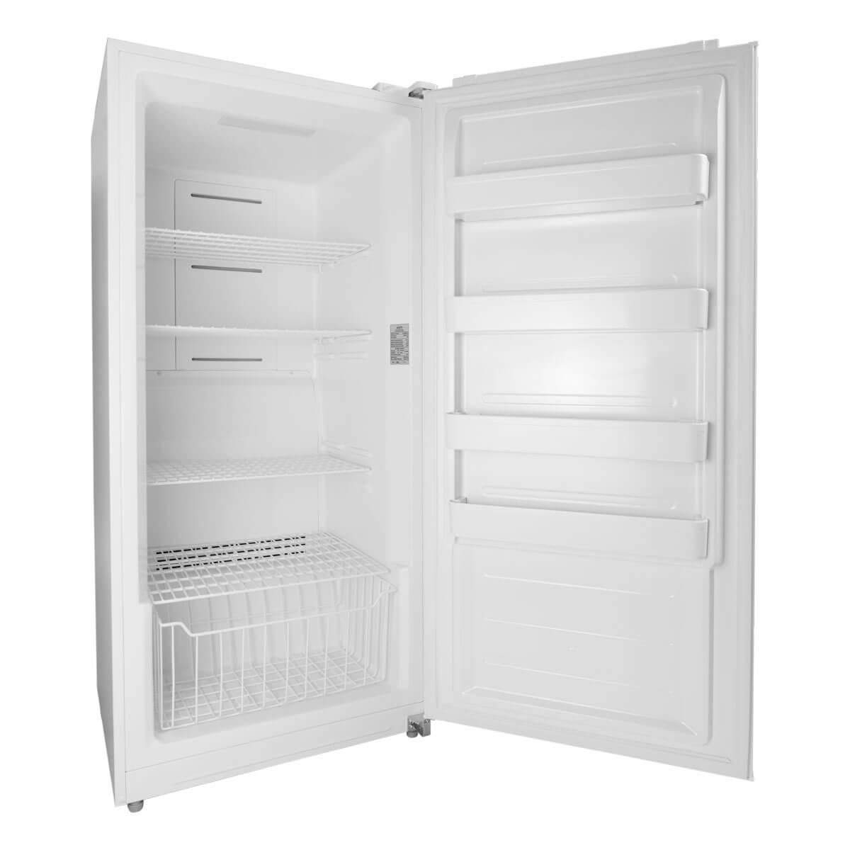 02527ba89f18 Congelador Vertical ABBA CVANF5071P B   439 Litros   No Frost   1 Puerta    Blanco