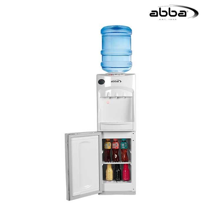 Dispensador de agua abba 2 5lts da1032 as b ktronix tienda for Dispensador agua fria media markt