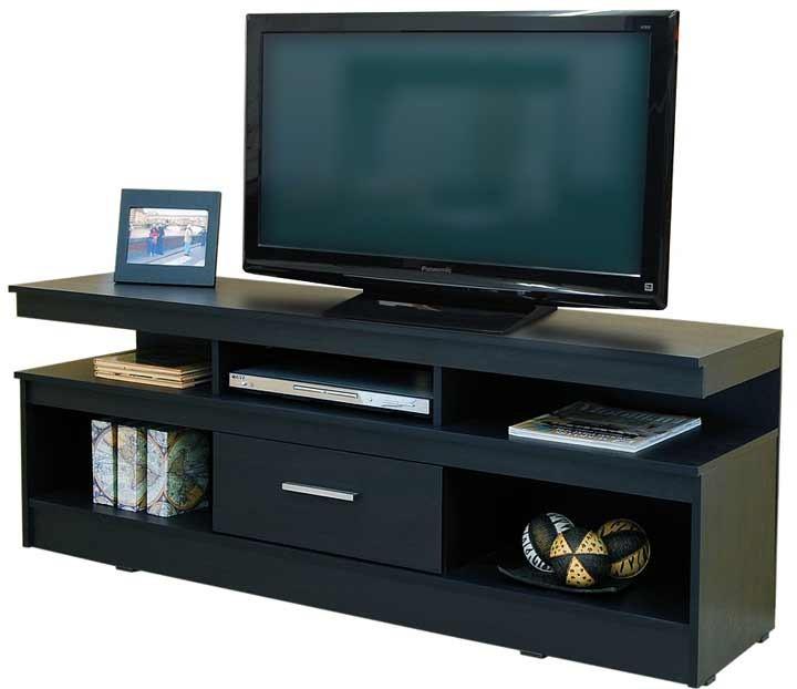 Mesa tv caj n maderkit wengue ktronix tienda online - Mesa de television ...