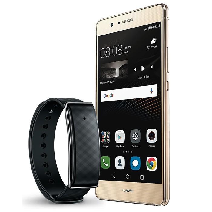 3b39977b5d880 Celular libre HUAWEI P9 Lite DS 4G Dorado + Banda 1 Ktronix Tienda ...