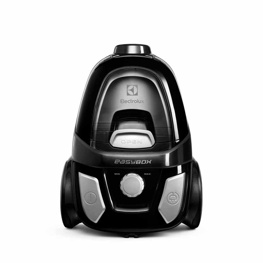aspiradora electrolux easy box 1600w negro ktronix tienda online. Black Bedroom Furniture Sets. Home Design Ideas