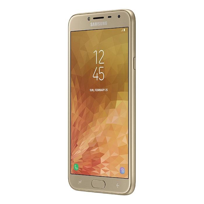 fb2e39961db Celular SAMSUNG Galaxy J4 DS 4G Dorado Ktronix Tienda Online