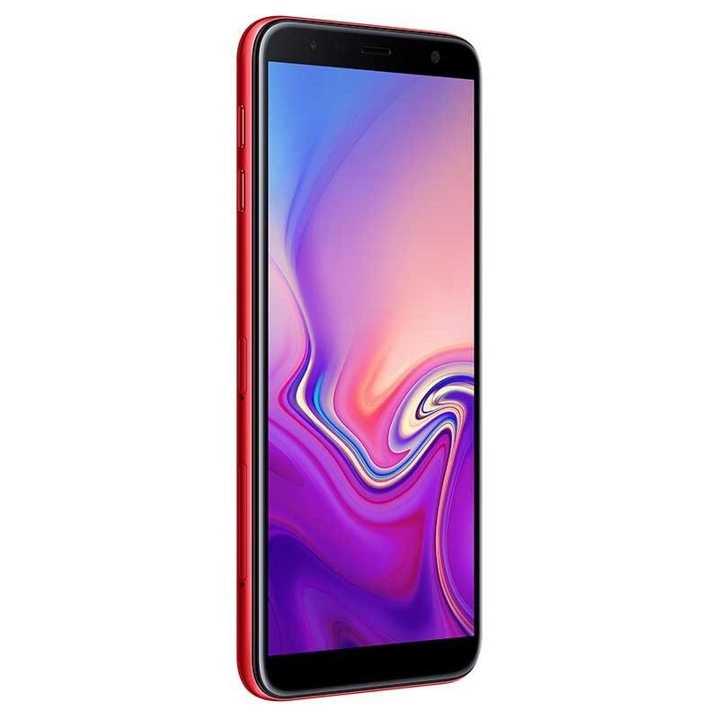 6c0876a35 Celular SAMSUNG Galaxy J6 Plus 32GB DS 4G Rojo Ktronix Tienda Online