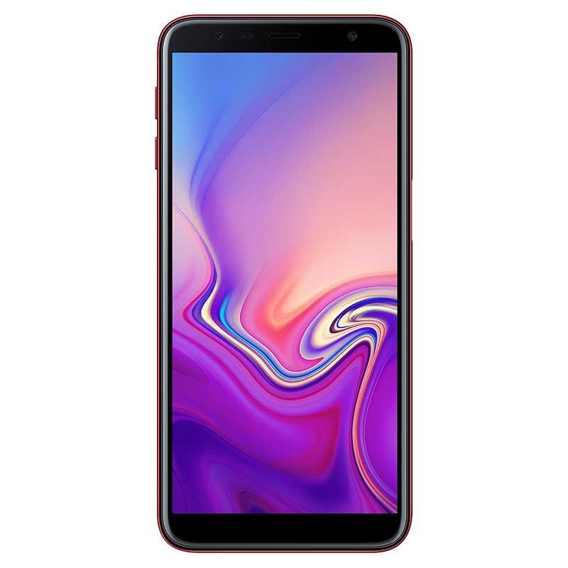 5bcb5af4cd Celular SAMSUNG Galaxy J6 Plus 32GB DS 4G Rojo Ktronix Tienda Online
