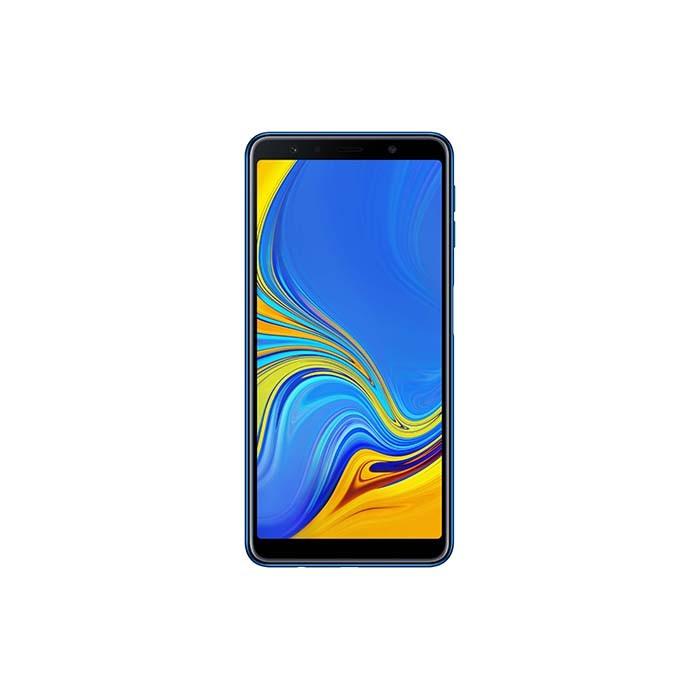7cbffc11d02 Celular SAMSUNG A7 2018 128 GB DS 4G Azul Ktronix Tienda Online