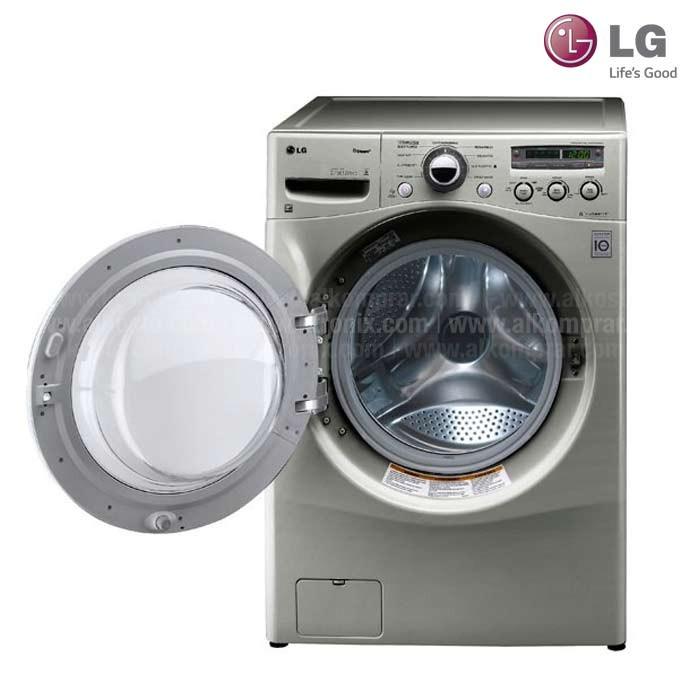Lavadora lg 35lb wm2650hva ktronix tienda online - Mueble para lavadora y secadora ...