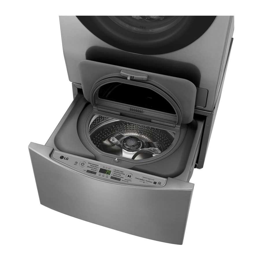 Combo lavadora secadora lg twinwash wd12vcs6 wd2100vm for Cocinas integrales alkosto