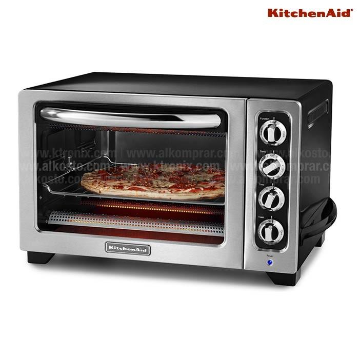 Horno Tostador Kitchenaid Kco222ob 1400w Ktronix Tienda Online