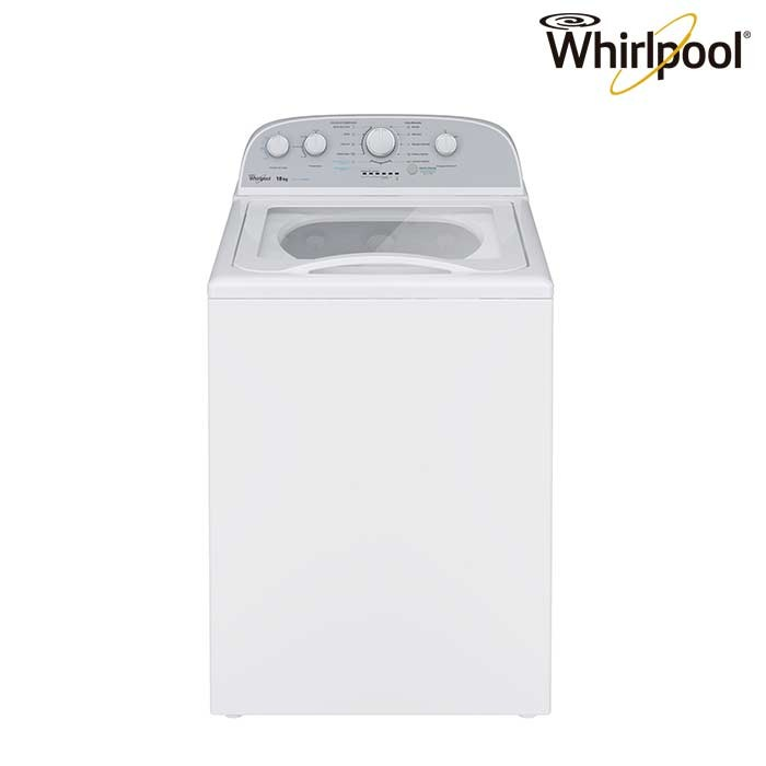 lavadora whirlpool 18kg 7mwtw1805em blanco ktronix tienda