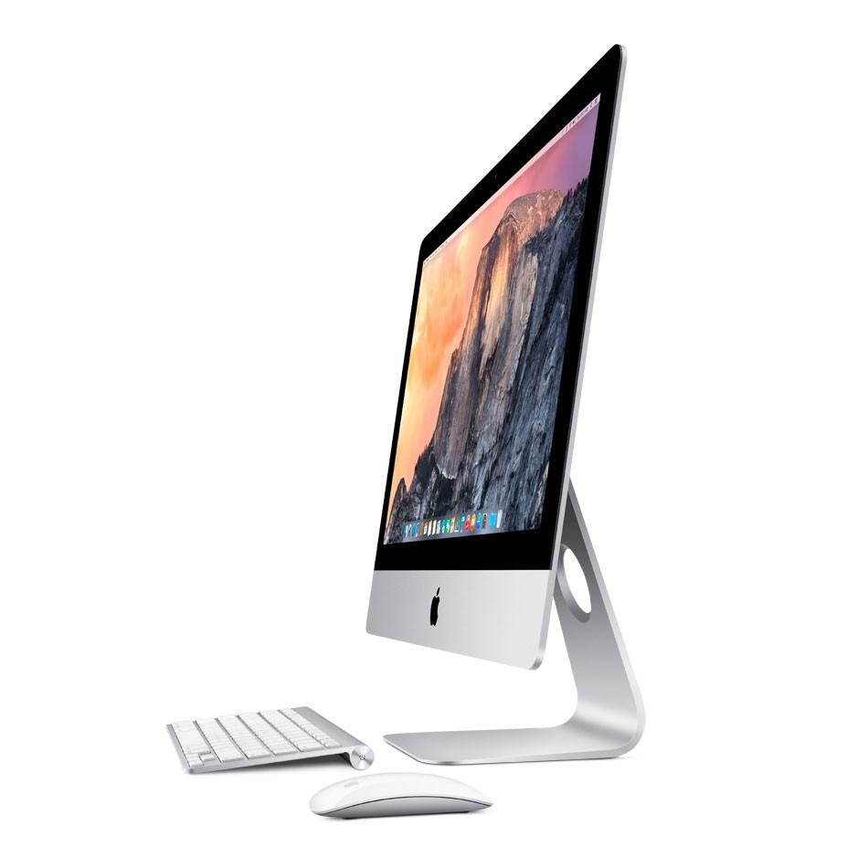 Desktop Apple iMac con schermo di 21,5