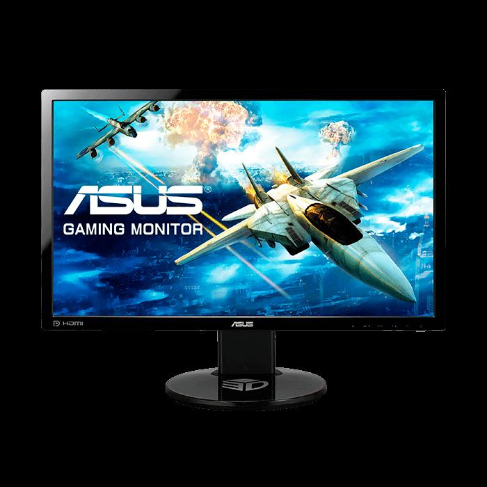 "Monitor Gamer ASUS VG248QE 24"" Ktronix Tienda Online"