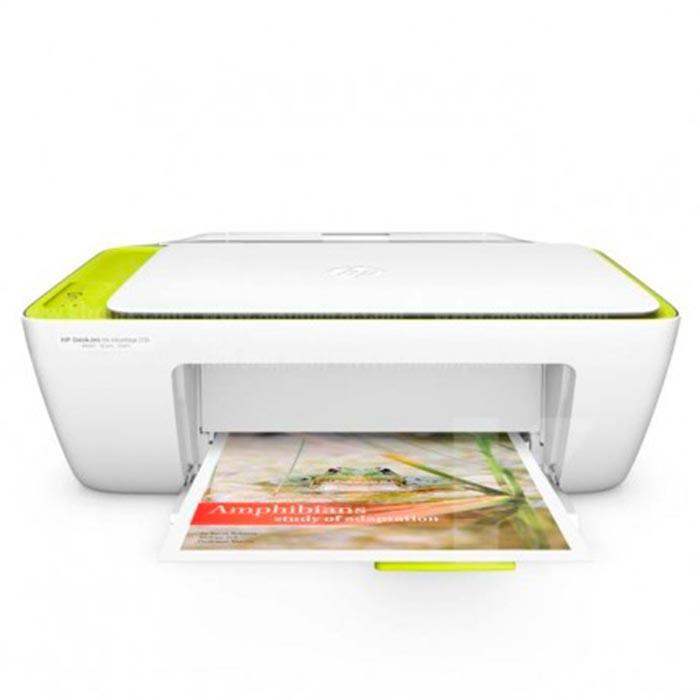 Impresora Multifuncional Hp 2135la Blanco Ktronix Tienda