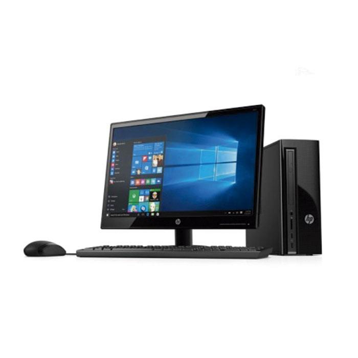 Computador de escritorio hp 260 p010 21 5 core i3 negro for Escritorio para computadora