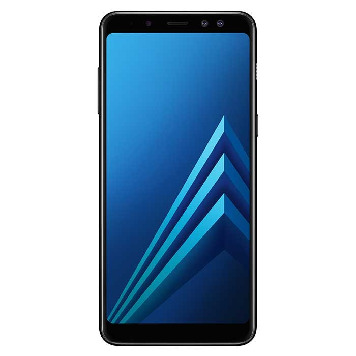 8e95f9d0db7 Celular Libre SAMSUNG A8 Plus DS Negro 4G Ktronix Tienda Online