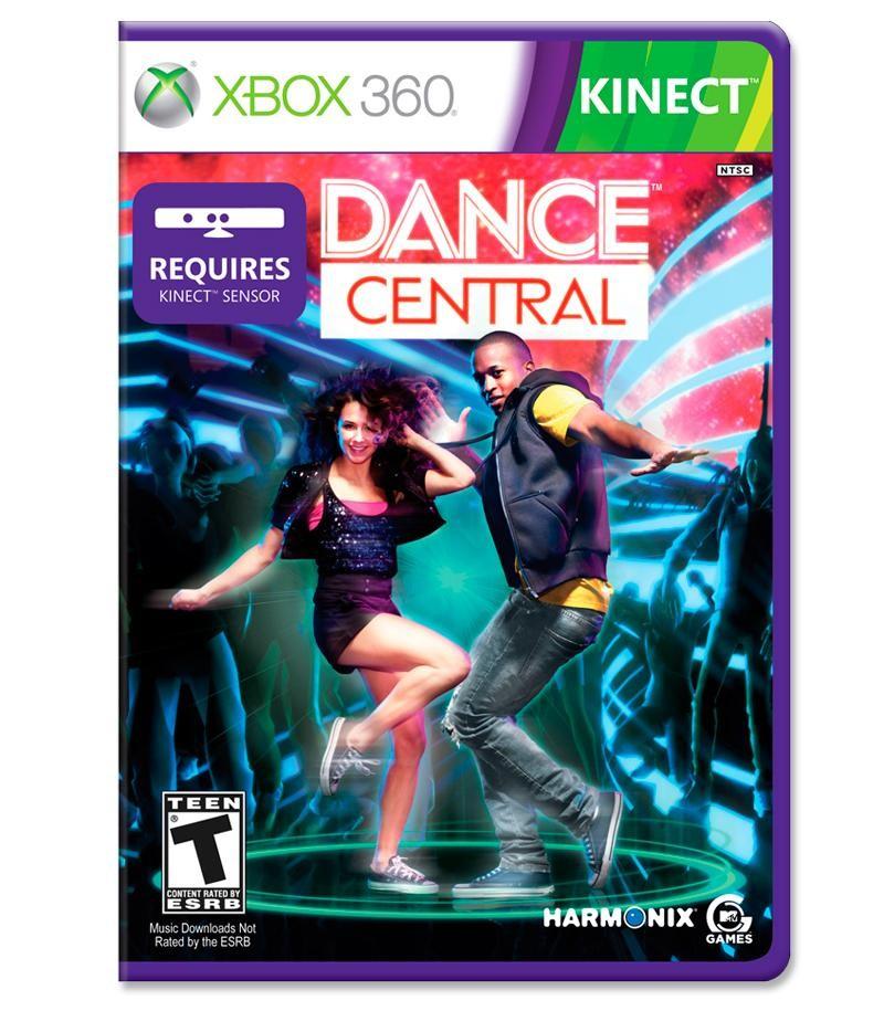 Juego Xbox 360 Kinect Dance Central Ktronix Tienda Online