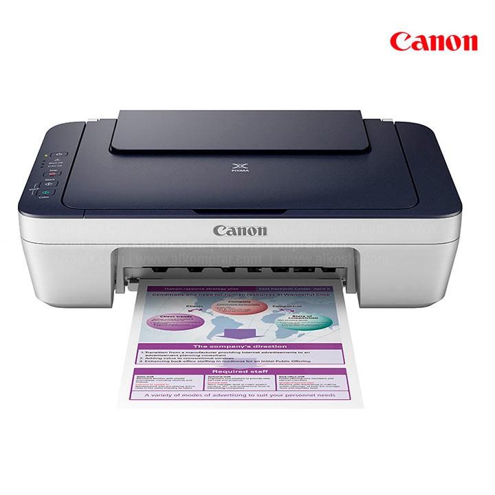 Multifuncional Canon E401 Ktronix Tienda Online