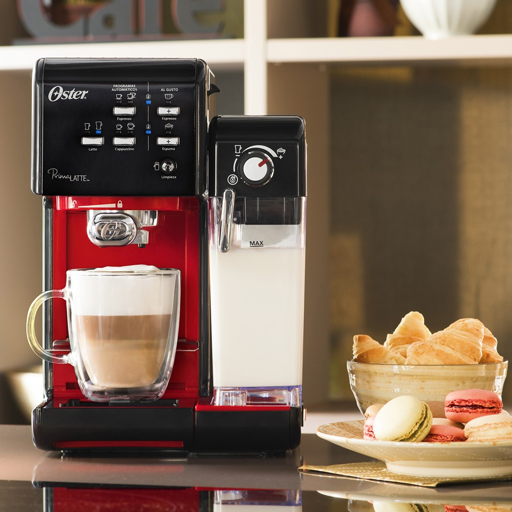 Cafetera OSTER PrimaLatte 6701 Ktronix Tienda Online