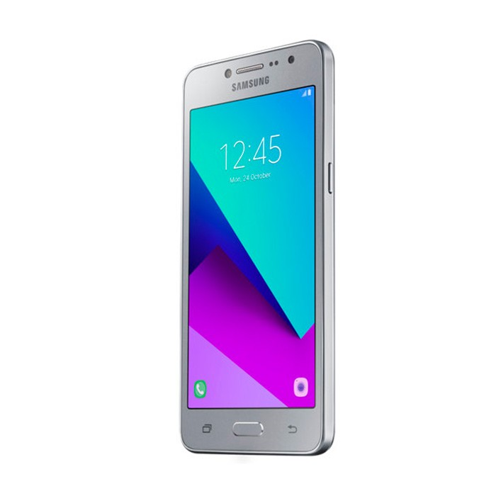Celular Libre Samsung Galaxy J2 Prime Ds Plateado 4g